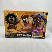 Looney Tunes Tazmania Taz Mania Devil Back In Action Game 2003 Mattel New Sealed