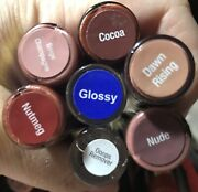 7 Pieces Lipsense Assorted Bundle 5 Colors Gloss And Oops 155 Retail, Reduced