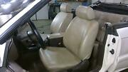 90-92 Infinity M30 Tan Leather Seat Set Front/rear Oem