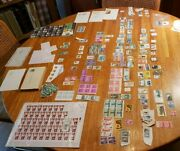 Interesting And Hard To Find Stamps Most Uncancelled