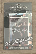 Good Charlotte Fan Collector Pack Post Cards Patch Hot Top Open Package Unused
