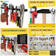24 Heavy-duty Magnetic Tool Holder Upgraded Version - Extremely Powerful Magn