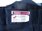 700+ Pair Of New Uniform Pants Navy With Blue Stripe Menand039s And Womenand039s