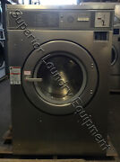 Huebsch Hc40md2 Washer 40lb Coin 220v 3ph Reconditioned