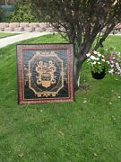 32 X30 Vintage Medieval French Wooden Crest Royal Coat Of Arms Wall Plaque ...