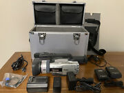 Canon 3ccd Digital Video Camcorder Gl2 And Accessories