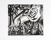 Juan Garcia Ripolles, Un Dia De Marzo, Lithograph, Signed And Numbered In Pencil