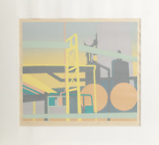 Clare Vanacore Brooks Factory Screenprint Signed And Numbered In Pencil