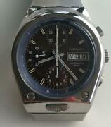 Heuer Kentucky Rare Automatic Chronograph Vint 1970and039s