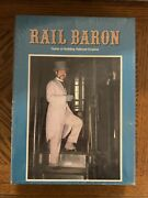Vintage Rail Baron Avalon Hill Board Game New Sealed 1977 Extremely Rare Find