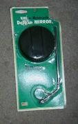 Vintage Collectible All Pro Heavy Duty Bike Bicycle Motorcycle Deluxe Mirror