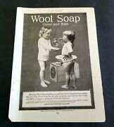 1899 October Ad Advertisements Mcclures Magazine Wool Soap And Liebig Extract Beef