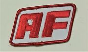 American Freightways Af Harrison Ar Closed 2008 Driver Patch 2 X 3-3/8 4021
