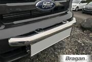 To Fit 2012 - 2016 Ford Ranger Front Bumper Bar With 7in Round Led Spot Light X2