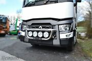 To Fit Renault T Range Long Haul C Construction Steel Grill Light Bar Type A