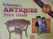 Schroeders Antiques Price Guide Identification And Values Of Over 50,000 Antiques