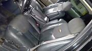 02-06 Chevy Avalanche Leather Seat Set Front/rear Graphite 122/12i