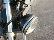 1976 Harley Amf Aermacchi Ss250 Sx 250 175 Ss Front End Tree Fork Tubes Sliders