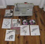 Emotions Em1 Embroidery Sewing Machine Marie Osmond Rare Works Manuals Singer