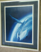 George Sumner The Ulimate Voyager Signed Numbered Limited Edition Lithograph