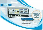 New Model Crown Bipolar-tur400w With Vessel Seal Electro Surgical Generator Unit