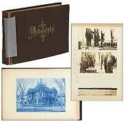 Mrs Albert S Long / Photo Album New England And Shrinerand039s Party 1907