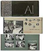 R P L. / Alpha Iota Chapter Of Theta Sigma Phi Yearbook 1950-1951 Cover Title Ai