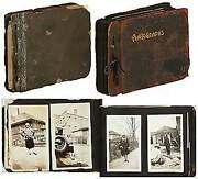 Photo Albums African-american Family Photography 1928-1932 Two Volumes