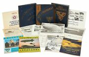 Collection Of Lakehurst Naval Air Station Material / 1981