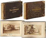 Edward S Buckley / Photo Album Victorian Photography Of The Maryland Area 1888
