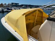 Bow Dodger Cabin For Grady-white Freedom Fisherman Canopy Boat Shade Camping