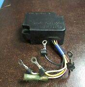 Yamaha Outboard Control Unit Assembly Icu-10 1984-1989 150 175 200 Hp 5031