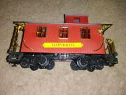 New Bright Toy Train Keebler Express Caboose Good Condition 1989 Preowned