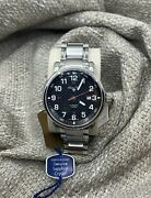 Robert Cox Signature Rare Automatic With Exhibition Case Back Watch