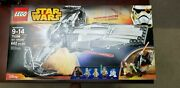 Lego Set 75096 Star Wars Sith Infiltrator Retired Set Maul Qui Gon🔥brand New🔥