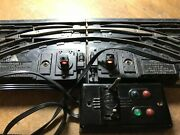 One Pair Lionel No.1122 Non Derailing Switches For 027. 4ll