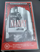 The Nanny - Rare Vhs - Grave Stories Of Horror Cult Classic