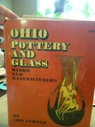 Ohio Pottery And Glass - Marks And Manufacturers- Lehner - Best Reference - Scarce