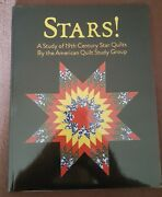 Stars 19th Century Star Quilts By American Quilt Study Group Kansas City Quilts