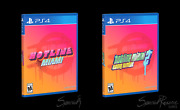 Hotline Miami Hm 2 Wrong Number Ps4 Playstation 4 Limited Run Sold Out