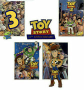 Toy Story 25th Anniversary Pin Set – Limited Edition Confirmed Order