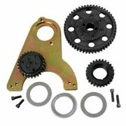 Milodon 14600 Gear Drive Single Idler Under Cover Style Kit For Ford Big Block
