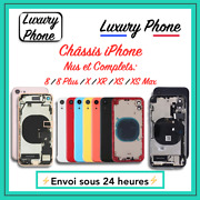 Chandacircssis Arriandegravere Iphone 8 8+ X Xs Xr Xs Max 11 Nu Complet + Kit Outil + Logo Ce ⚡