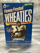 Jackie Robinson Wheaties Cereal Box 50th Anniv Collector's Edition Full Unopened