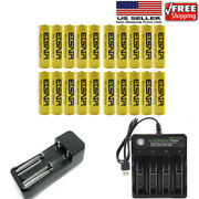 2800mah 14500 Battery Rechargeable 14500 Battery With Smart Chager 4slot Charger