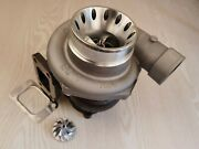 Gt3582 T3t4 T04e Gt30 T3 A/r .82 A/r .70 Cold Universal Billet Turbo Charger