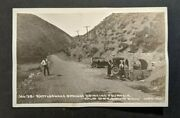 Mint Rattlesnake Springs Drinking Fountain Old Oregon Trail Rppc Real Photo
