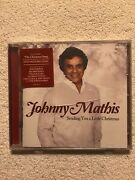 New Sealed Johnny Mathis - Sending You A Little Christmas Cd 2013 Free Shipping