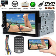 For Ford F-150/250/350 Car Cd Dvd Lcd Touchscreen Radio Bluetooth Stereo Usb Aux