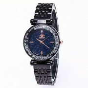 Designer Style Ladies Womens Watches Crystal Bling Wrist Watch New Fashion Uk